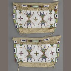 Sioux Tepee Bags -- No further reference provided.