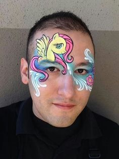 my little pony face painting - Buscar con Google