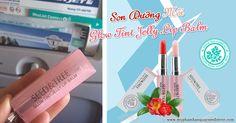 + THÔNG TIN SẢN PHẨM Tên sản phẩm: Glow Tint Jelly Lip Balm (SPF 10) Giá: 299,000 VNĐ Xuất xứ: Hàn Quốc + MÔ TẢ SẢN PHẨM: Son dưỡng môi SEED&TREE Glow Tint Jelly Lip Balm (SPF 10) giúp giữ ẩm m…