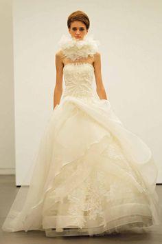 Vera Wang   Fall 2013 Bridal Collection Via: http://fashioncherry.co/vera-wang-fall-2013-bridal-collection/ #wedding #bridal #bride