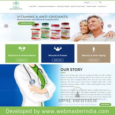 Opal Infotech launched a responsive Wordpress website www.wellaliments.com for WELL ALIMENTS, LLC based at USA. WELL ALIMENTS caters Vitamins & Antioxidants, Muscles & Power, Beauty & Anti-Aging health products for helping people to protect themselves, not only against diseases but also against aging and help them to enjoy their health, look & feel young. To Find more Wordpress websites, visit at  http://www.webmasterindia.com/portfolio/ or more details mail us on biz@webmasterindia.com.