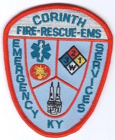 Corinth Fire Rescue EMS