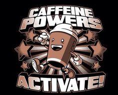 CAFEÍNA .... Win!