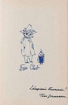 Mars Mom — A bunch of books signed by Tove Jansson. Witty Remarks, Moomin Valley, B Words, Tove Jansson, Museum Exhibition, Little My, Cute Art, Storytelling, Concept Art