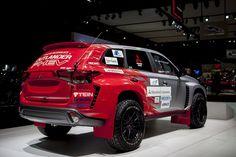 Mitsubishi Outlander PHEV rally 04
