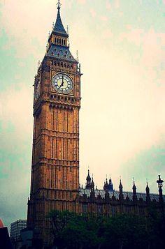 Big Ben! Love