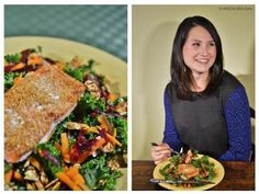 Paleo Meets Superfood: A Tasty Union Recently The Peaceful Paleo was interviewed for a guest post on @kake2kale ! Check out the latest post on my website http://www.thepeacefulpaleo.com/paleo-meets-superfood-tasty-union/ for details and links to the delicious recipes for this maple smoked sesame crusted salmon and kale slaw! ‪#‎paleo‬ ‪#‎paleoeats‬ ‪#‎paleonoms‬ ‪#‎primaleats‬ ‪#‎primal‬ ‪#‎primalnoms‬ ‪#‎superfood‬ ‪#‎eatclean‬ ‪#‎cleaneating‬ ‪#‎justeatrealfood‬ ‪#‎jerf‬…