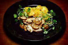 Blond Kitchen: Vasikkaa Marsala-kastikkeessa