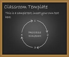 EstaPlantilla PowerPoint y modelo de diapositivas para presentaciones es ideal para usar en la clase o educación en general