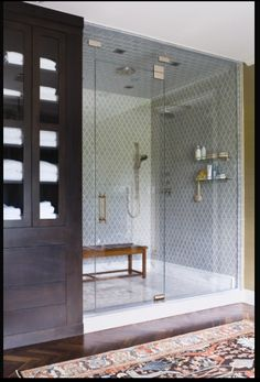 5 Obsessions: Shower Tile