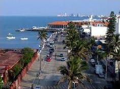 Mi primera visita a Veracruz fue en 1968.