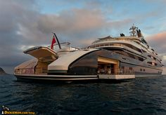 Her Name is Serene #yachts