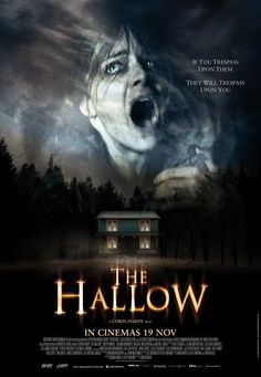 The Hallow In this atmospheric horror flick written and directed by Corin Hardy, a family who moved into a remote mill house in Ireland finds themselves in a fight for survival with ancient creatures who live in the woods. Horror Movie Posters, Horror Movies On Netflix, Zombie Movies, Cinema Posters, Movie Poster Art, Scary Movies, Film Posters, Good Movies, Terror Movies