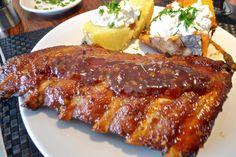 Spareribs Spare Ribs, Foodies, Steak, Pork, Baking, Kale Stir Fry, Pork Ribs, Ribs, Bakken