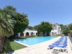 Villa+exquise+avec+un+130+m2+piscine,+salle+de+fitness,+table+de+billard+et+près+de+la+plage+++Location de vacances à partir de Costa-Brava - Gerone @homeaway! #vacation #rental #travel #homeaway