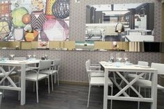 Outdoor Furniture Sets, Outdoor Decor, Restaurant, Collection, Home Decor, Twist Restaurant, Homemade Home Decor, Diner Restaurant, Interior Design