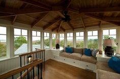 38 Modern Sunrooms with Simple Elegance and Modern Style - Architecture