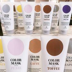 Färgbomb från KC, Vårdande Color Mask.