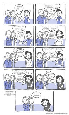 """There's No Such Thing As 'Trans Enough' – And Here's Why, by Ronnie Ritchie. """"If someone comes out to you as trans, your job is to affirm and validate – not argue. Otherwise, you look like this. With Love, The Editors at Everyday Feminism"""" Lgbt Quotes, Lgbt Memes, It's Amazing, Awesome, Everyday Feminism, Trans Boys, Trans Rights, Online Comics, Lgbt Love"""