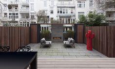 Terrace design by Studio Jan des Bouvrie | Amsterdam. #terracedesign #outdoor #jandesbouvrie #studiojandesbouvrie #tuinontwerp #terrasontwerp