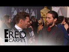 Jared Leto Vault ∙ Fan source for artist Jared Leto » Blog Archive » (Videos) 88th Academy Awards