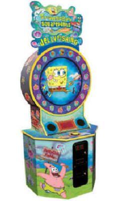 Discontinued Arcade Redemption Games Reference Page S-S Spongebob Squarepants Toys, Nickelodeon Spongebob, Arcade Room, Indoor Play Areas, Pixel Drawing, Aggressive Dog, Kids Tv, Arcade Games, Wallpaper Spongebob
