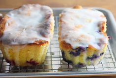 Red, White, and Blueberry Cream Cheese Pound Cake