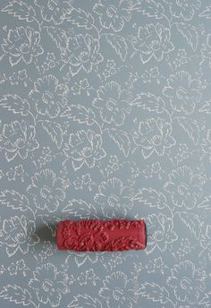 Patterned Paint Roller No.28  from Paint & by patternpaintrollers, €15.00