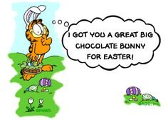 Garfield Easter