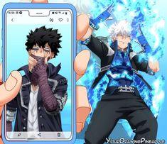 Boku No Hero Academia Funny, My Hero Academia Manga, Hot Anime Boy, Cute Anime Guys, Anime Boys, Hero Academia Characters, Anime Characters, Fictional Characters, Animes Yandere