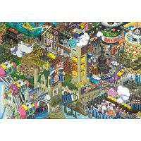 London By eBoy: Category: Art Currency: GBP Price: GBP45.00 Retail Price: 45.00 This is an amazingly detailed print by computer…