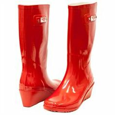 #Forever Young Inc.       #ApparelFootwear          #Women's #Tall #Wedge #Rain #Boots                  Women's Tall Wedge Rain Boots                                                 http://www.seapai.com/product.aspx?PID=7121140