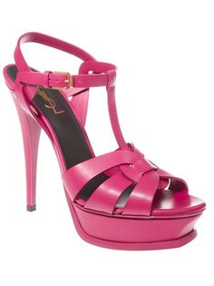 59b9773e13b YSL tribute heels Patent leather YSL heels Yves Saint Laurent Shoes ...