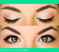 Orange Delight eyeshadow