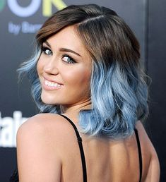 hair ombre to blue - Google zoeken
