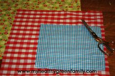 Kitchen wraps - with beeswaxed, coated cloths