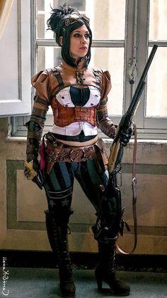 Lady Mechanika cosplay via TwiSearcher85 on @deviantART  (twisearcher85.deviantart.com)