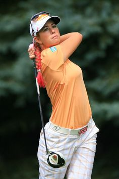 Paula Creamer in Wegmans LPGA Championship - Round One Our Residential Golf Lessons are for beginners,Intermediate & advanced . Our PGA professionals teach all our courses in a incredibly easy way to learn and offers lasting results at Golf School GB www.residentialgolflessons.com