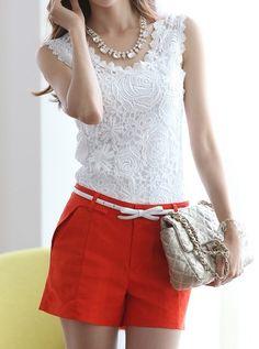 Blusa de Renda - Comprar em Raylim Modas