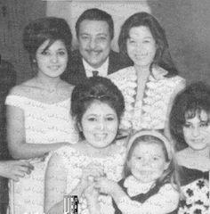 sisters: Mounira, Zeinab, and Ragaa; Arab Actress, Egyptian Actress, Best Actress, Old Egypt, Cairo Egypt, Old Pictures, Old Photos, Egyptian Movies, Egyptian Beauty