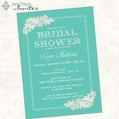 bridal shower invitation wording monetary gifts personal bridal showers simple