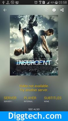 Showbox Video Not Available, Can't play the videos Die Bestimmung Insurgent, Allegiant, Insurgent Movie, Divergent 2, Divergent Movie Poster, Theo James, New Movies, Movies And Tv Shows, Movies To Watch