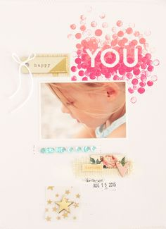 "Layout ""YOU"" Steffi Ried"