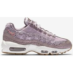 217f294e2bc1 Nike Air Max 95 Premium Women s Shoe. Nike.com ( 120) ❤ liked on Polyvore  featuring shoes