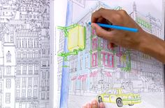 Inside the adult coloring book craze