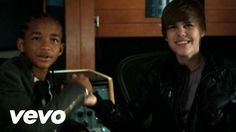 Justin Bieber - Never Say Never ft. Jaden Smith.. Before they turned crazy