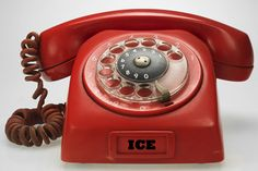 "Store the number of an emergency contact person on your cell phone under the name ""ICE"" (In Case Of Emergency)."