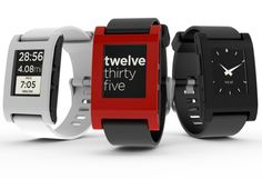 Pebble Smartwatch Reduced To $99 At Best Buy