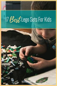 Building Toys For Kids - Best Lego Sets For Kids - Lego Building Sets For Kids Of All Ages Building Toys For Kids, Lego Building Sets, Lego For Kids, Best Toddler Toys, Best Kids Toys, Best Lego Sets, Educational Toys For Toddlers, Awesome Toys, Top Toys