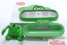 Handel Box takter piller Dude Character dockor stil Dockbygel trådlös Bluetooth beatspill högtalarhållaren FOT medföljning enovomall.com
